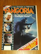 FANGORIA #30 TWILIGHT ZONE METALSTORM CUJO WITH POSTER