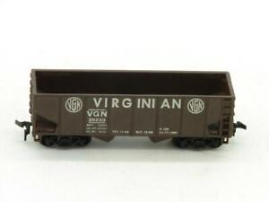 Marx HO Scale Virginian Hopper Car 28233