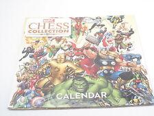Eaglemoss Marvel chess collection calendrier scellé nouveau