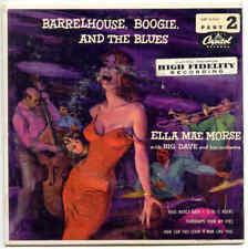 Ella Mae Morse - Barrelhouse, Boogie and the Blues CAPITOL EAP 2-513