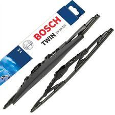 2 Bosch Twin Scheibenwischer vorne Nissan Micra Pixo Suzuki Alto Celerio