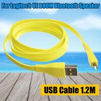 1.2M PC USB Kabel Ladekabel für Logitech UE BOOM MEGA bluetooth Lautsprecher !