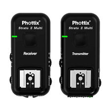 Phottix Strato II Multi 5-IN-1 Trigger Set for Canon - PH15651 - Photography