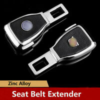 1pc 11cm Car Seat Belt Safety Buckle Extender Extension Stopper For Bmw/Benz