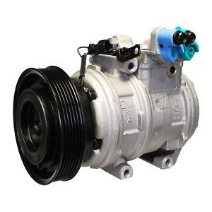 For Hyundai Tucson Kia Sportage 2.7 V6 2005-2008 A/C Compressor and Clutch