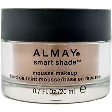 Almay Smart Shade Mousse Makeup # 100 LIGHT RRP $34