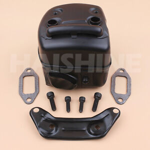 Muffler Kit Fit Jonsered 2186,2188, CS 2186, CS 2188 Chainsaw Spark Cover Type