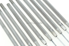 Tirar agujas para extensiones de cabello de plumas para todos los Micro Anillos 10 Piezas Set