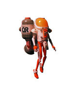 String Divers Quantum Ranger QR Theodore 1:12 Action Figure ThreeA Ashley Wood