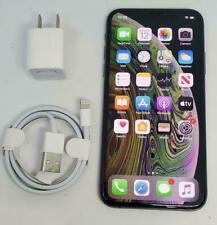 Apple iPhone XS - 256GB - Space Gray (Unlocked) A1920 (CDMA + GSM) READ