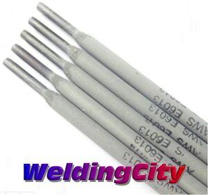 """10 lb x 6-pk E6010 3//32/"""" Premium Arc Welding Rods Carbon Steel Electrode 60 lb"""
