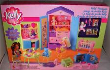 Barbie: Kelly Playroom, Miracle Baby, Uno, Little People Zoo (2002) -New in Box