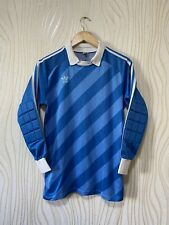 ADIDAS 1990s GOALKEEPER FOOTBALL SHIRT SOCCER JERSEY VINTAGE