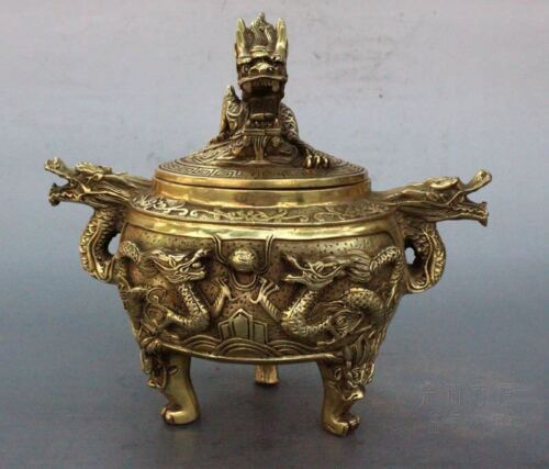 price Vintage Brass Incense Burner Travelbon.us