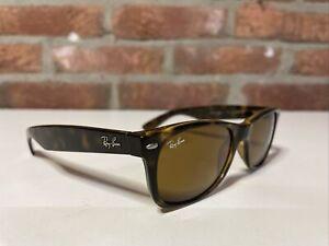 Ray Ban RB 2132 New Wayfarer Sonnebrille —7
