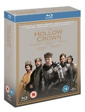 The Hollow Crown: Series 1 and 2 (Box Set) [Blu-ray]