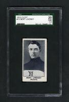 SGC 1.5 1912 Imperial Tobacco C57 #13 Bert Lindsay