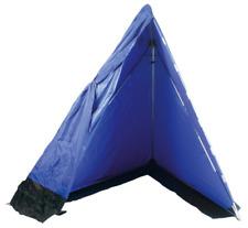 Daiwa Ian Golds NEW Bigloo Beach Fishing Shelter - Black/Blue
