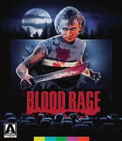 Blood Rage [New Blu-ray]