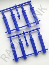 1/10 RC Buggy 190mm 200mm Bodyshell Body Shell Clips 6mm Extension Post NAVY BLU
