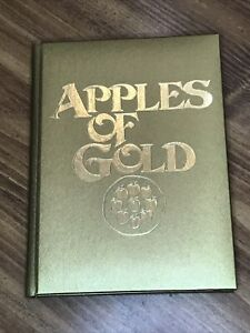 Apples of Gold by Jo Petty Hardcover Book 1962