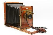 Used Eastman Co 8x10 View Camera w/ Prosch Triplex Shutter 1884-89 Sam Partridge