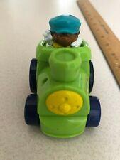 Burger King Fisher Price Little Tykes Preschool Toy Train Conductor Kid