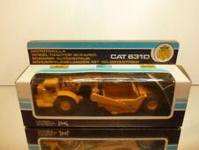 JOAL 219 CATERPILLAR CAT 631D WHEEL TRACTOR SCRAPER - 1:70 - EXCELLENT IN BOX