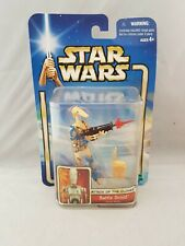 Star Wars Attack of the Clones Figure Battle Droid New AOTC
