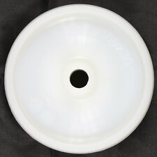 "Institutional Nylon White Wheel (100MM/4"")"