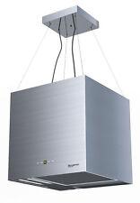 Bergstroem Design extractor cooker hood island hood stainless steel