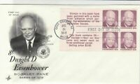 united states 1972 booklet pane stamps cover ref 20035