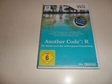 Nintendo Wii  Another Code: R - Die Suche nach der verborgenen Erinnerung