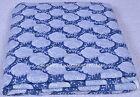 2.5 Yard Paisley Cotton Handmade Fabric Hand Block Print 100% Sanganeri Print