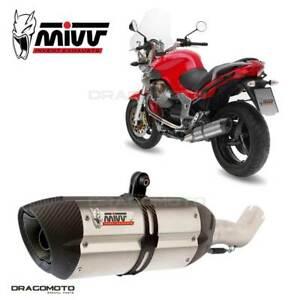 MOTO GUZZI BREVA 1100 Exhaust MIVV Suono 2005-2011