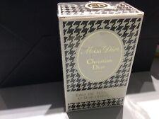Christian Dior Miss Dior Eau de Toilette 54ml  1.8 fl oz VINTAGE Houndstooth