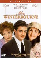 Mrs. Winterbourne [DVD] *NEU* DEUTSCH mit Brendan Fraser, Shirley MacLaine