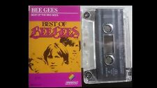 Bee Gees `Best of the Bee Gees`Cassette 1977 RDH-6138 Rainbow Pop Aust`