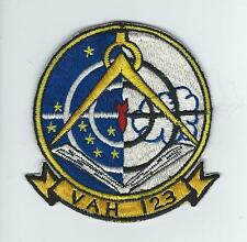 60s VAH-123 (ACE NOVELTY)  patch