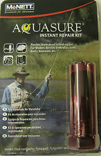 McNETT AQUASURE INSTANT REPAIR KIT WADERS BIVVIES UMBRELLAS