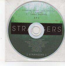 (DS510) Strangers, Promises / Human / Sweet Nothing - 2011 DJ CD