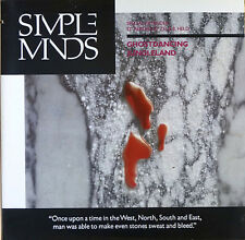 SIMPLE MINDS - Ghostdancing / Jungleland - Maxi LP - washed - cleaned - # L 1615