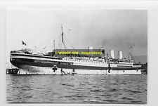 rp01468 - French Hospital Ship - France - photo 6x4