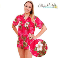Button Down Shirt Unbranded Machine Washable Floral Tops & Blouses for Women