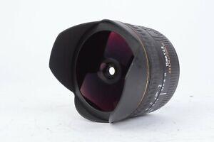 Sigma EX 15mm f/2.8 DG EX Lens For Canon - #S28213