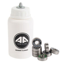 1 Set Precision Skate Bearings Cleaner Kit Smooth Bearing Cleaner Bottle