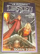 Dresden Files Down Town Jim Butcher Dynamite (Hardback)  9781606907016