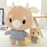 Korean TV Why Secretary Kim Hard Cow Park Min Young Soft Plush Toy Stuffed Doll