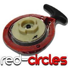RED MINI MOTO / DIRT BIKE EASY PULL START MINIMOTO PULLSTART