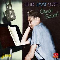 Little Jimmy Scott - Great Scott! [New CD] UK - Import